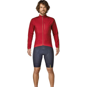 Mavic Essential H2O Jacket Herre haute red